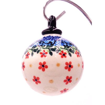 CA Cherries Jubilee Ornament