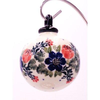CA Garden Party Ornament