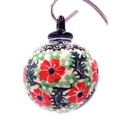 CA Ruby Riot Ornament