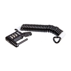 BBB Minisafe Coil Cable lOCK 1200MM