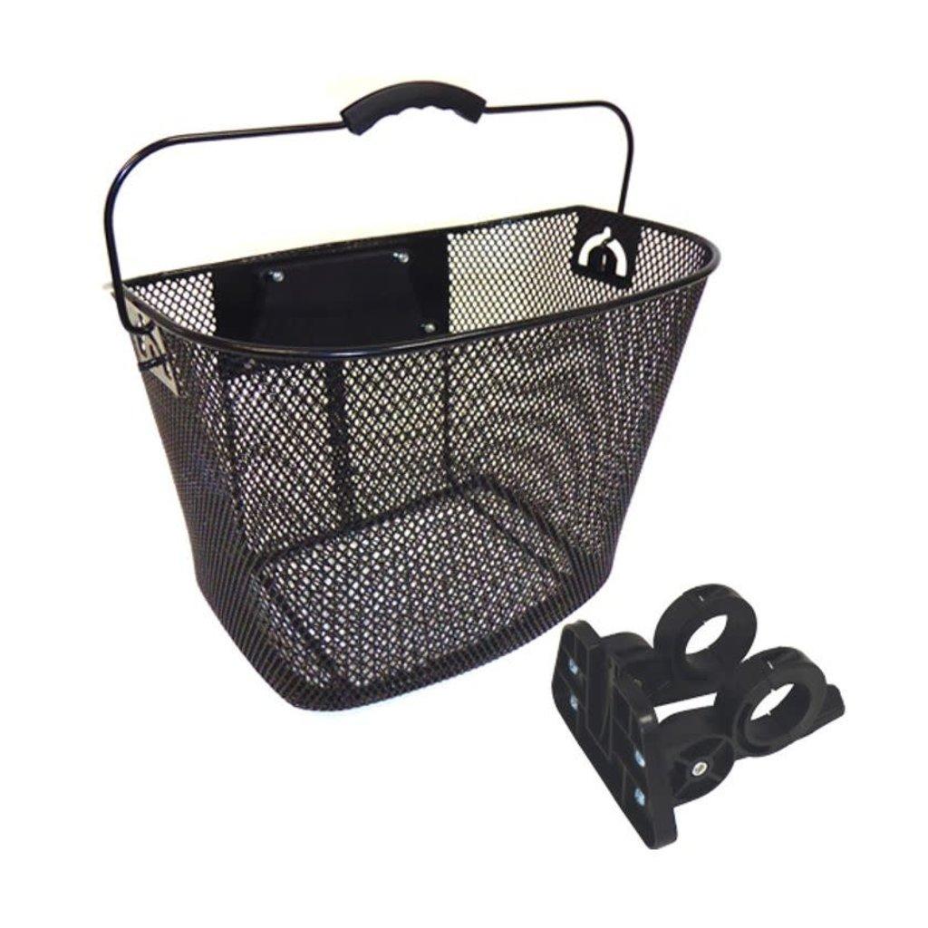 KWT Sunnywheel Basket Front Heavy Duty
