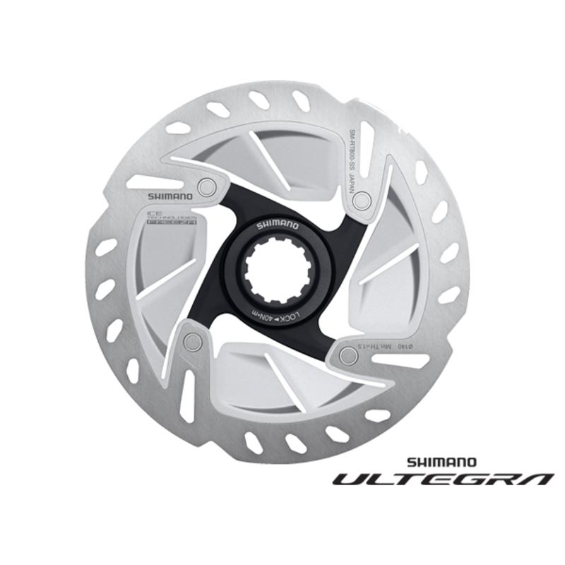 Shimano Shimano SM-RT800 DISC BRAKE ROTOR ULTEGRA 140mm C/LOCK