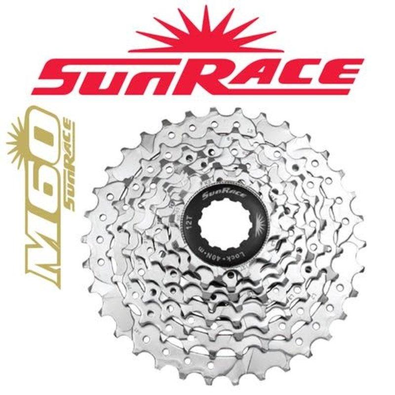 Sunrace Cassettes - 8 Speed 11 - 32T
