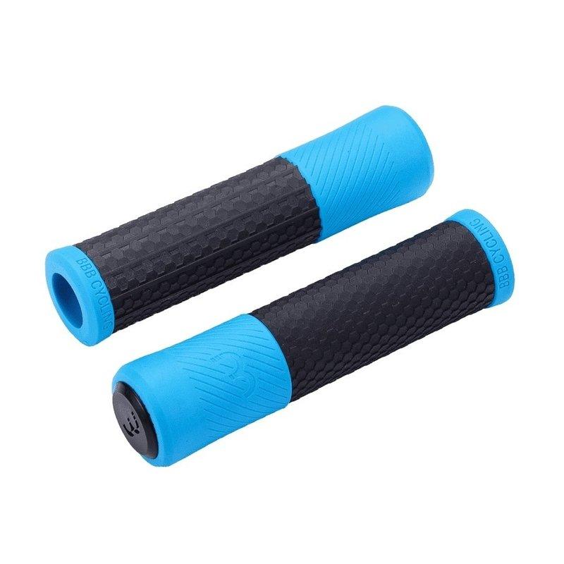 BBB BBB Grips Viper Black/Blue 130mm