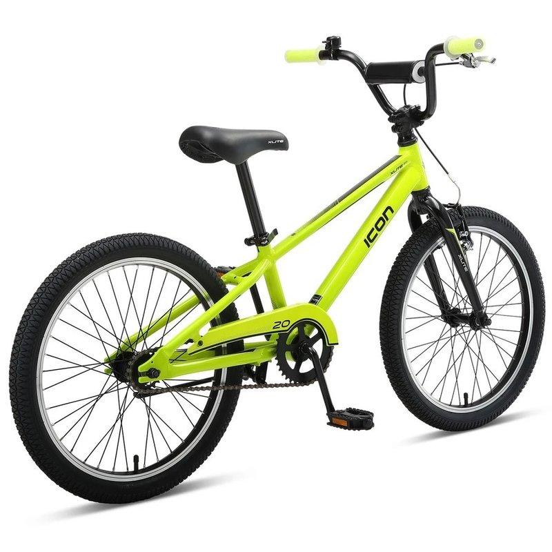 Xlite JO4 20'' BMX Lime Green