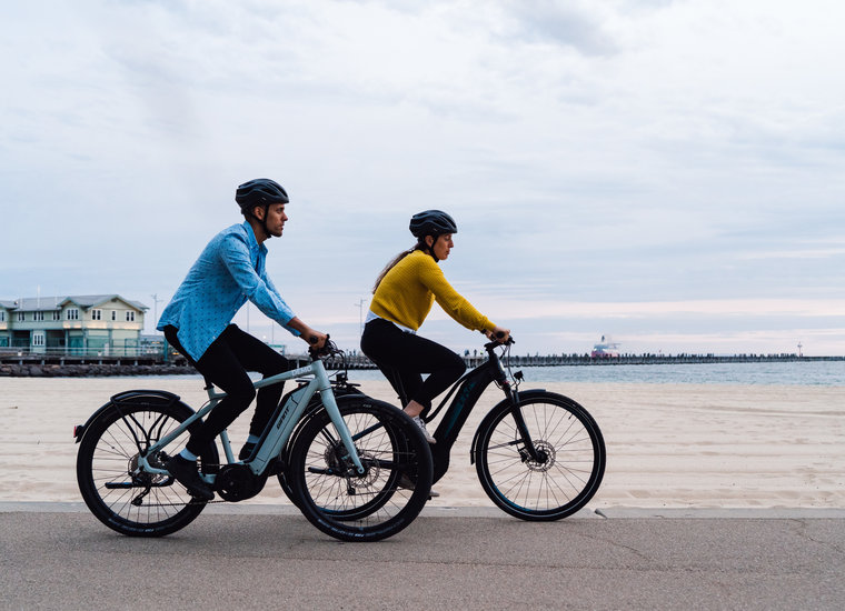 Electric & Power Assisted Bikes