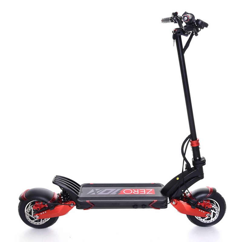 ZERO 24 AH 10x Scooter  (This product is for private property use only.)