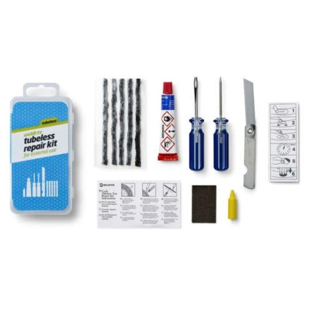 Weldtite Tubeless Repair Kit