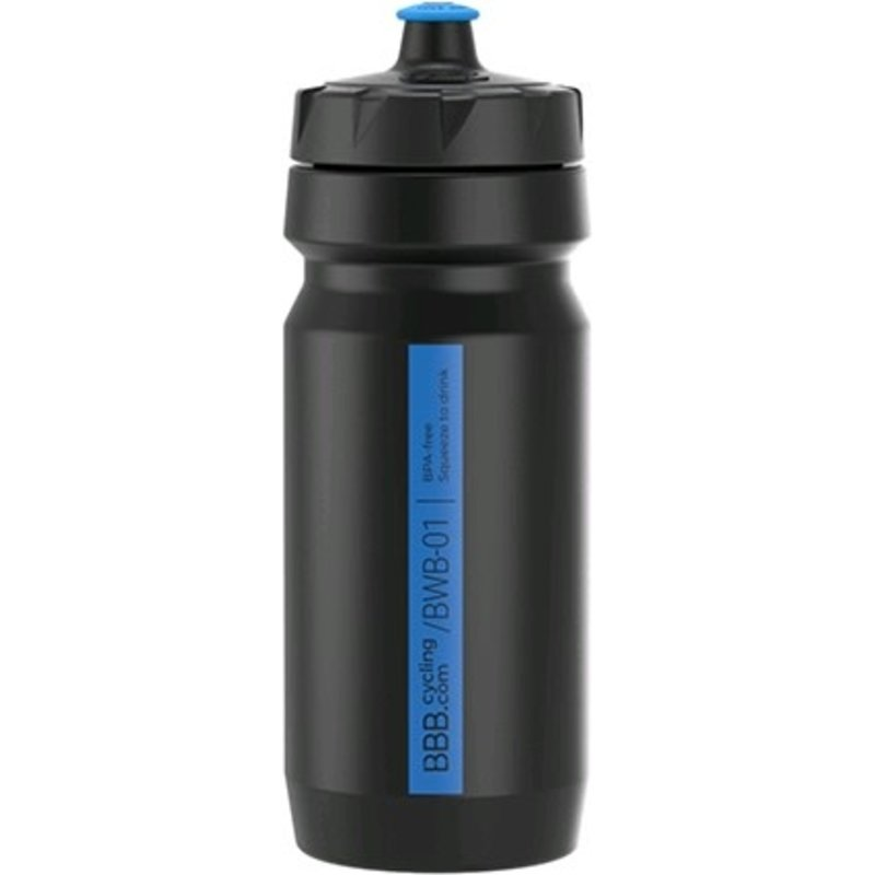 BBB CompTank Bottle - Black / Blue 550ml