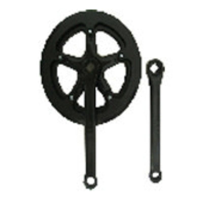 C/Wheel set Steel BLACK 3/32 40T 170mm