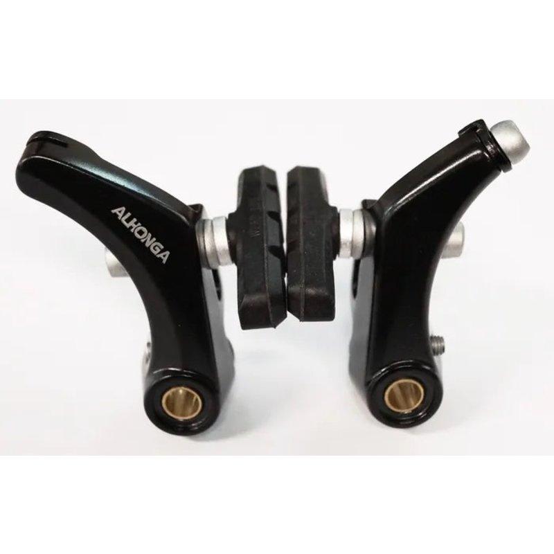 BRAKE - Cantilever Brake (Front or Rear), Alloy, BLACK