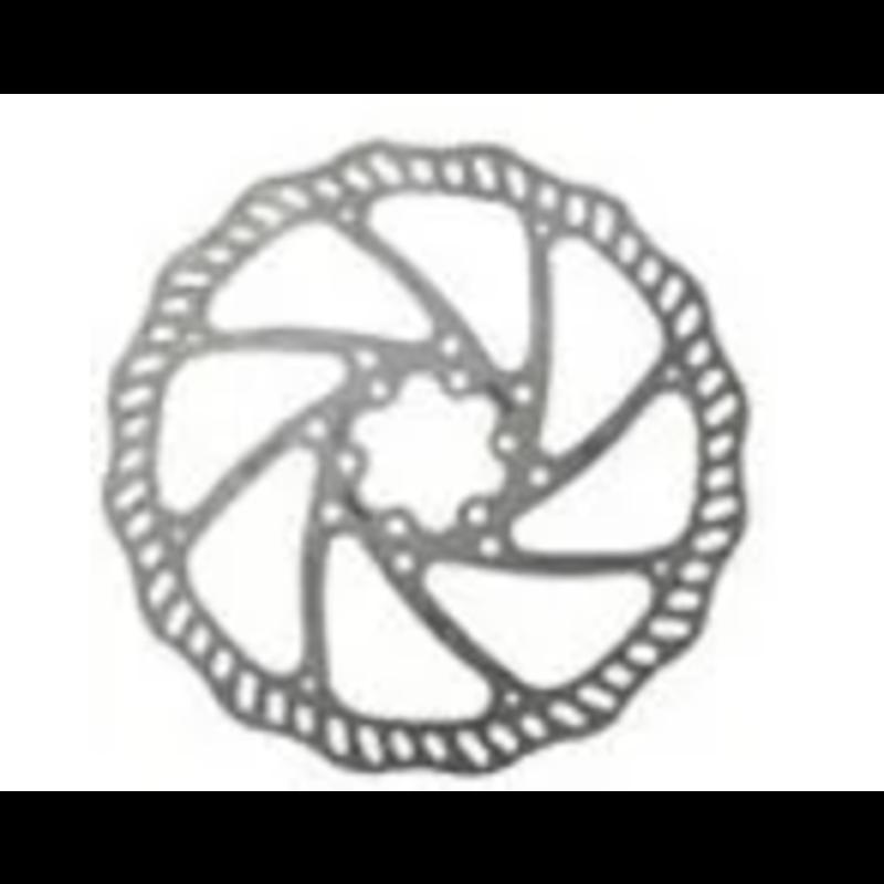 Disc ROTOR, TEKTRO, Wave Design 180mm Stainless