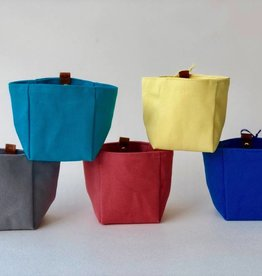 Brooklyn Haberdashery Canvas Knickknack Bag