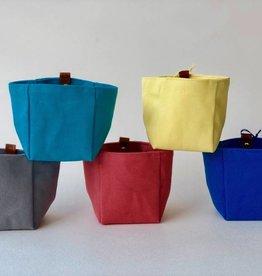 Brooklyn Haberdashery Canvas Knickknack Bag