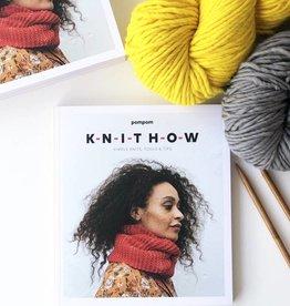 PomPom Knit How: A Beginner's Knitting Book