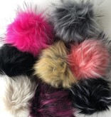 Big Bad Wool Pom Pom - Faux