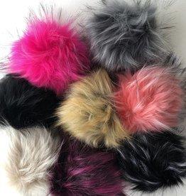 Big Bad Wool Pom Pom - Faux