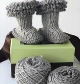 Appalachian baby Wool Boots Hello Baby Kit
