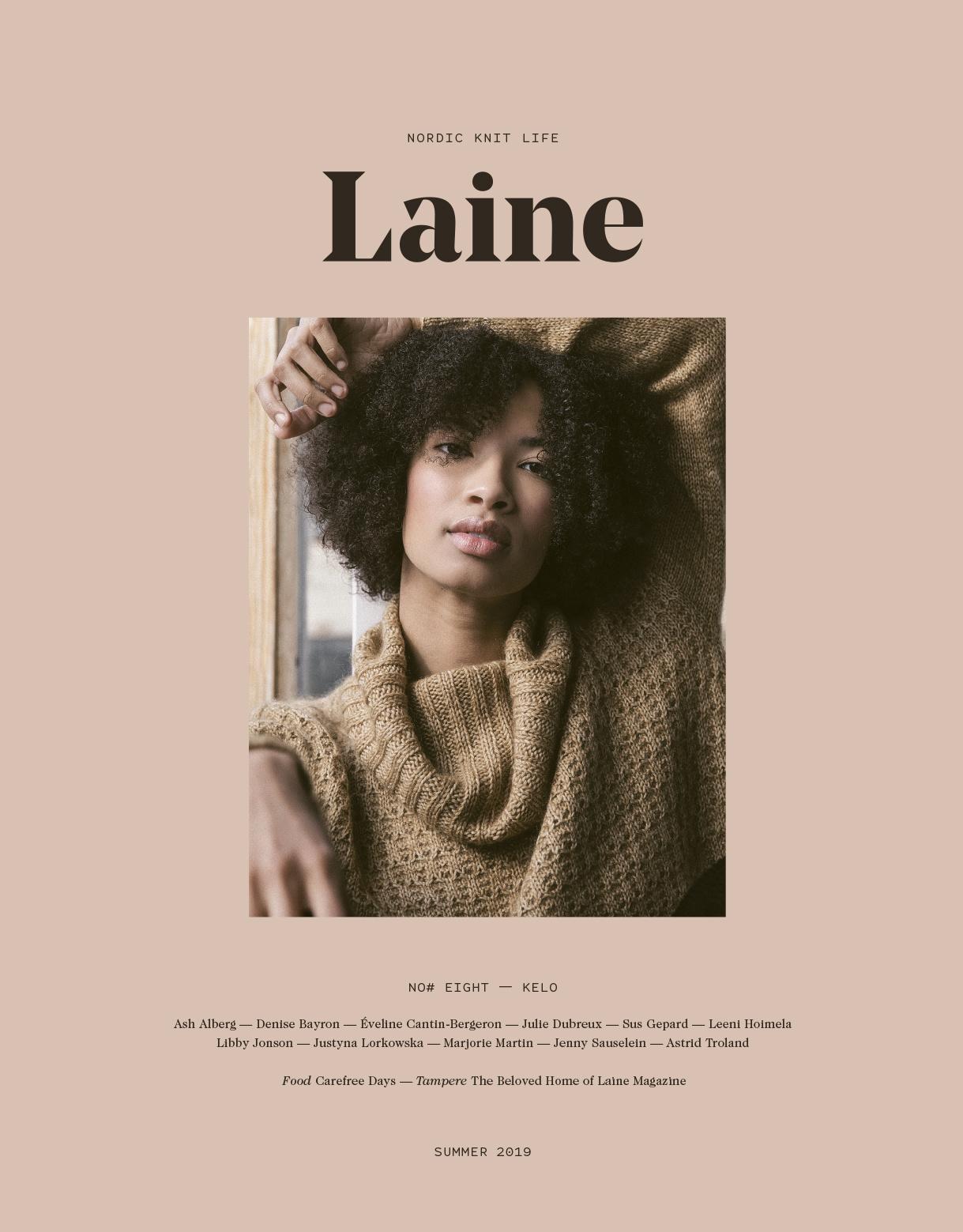 Laine Magazine Laine Magazine, Kelo, Issue 8