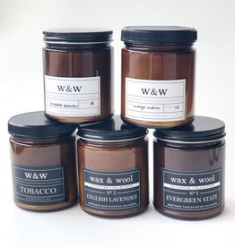Wax and Wool Wax & Wool Candles