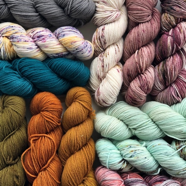 The Farmers Daughter Fibers The Farmer's Daughter  Squish Worsted