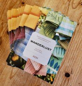 Mason Dixon Knitting Field Guide No. 11 - Wanderlust