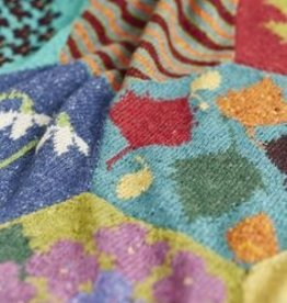 Botanical Color Knitting Quilt with Dee Hardwicke
