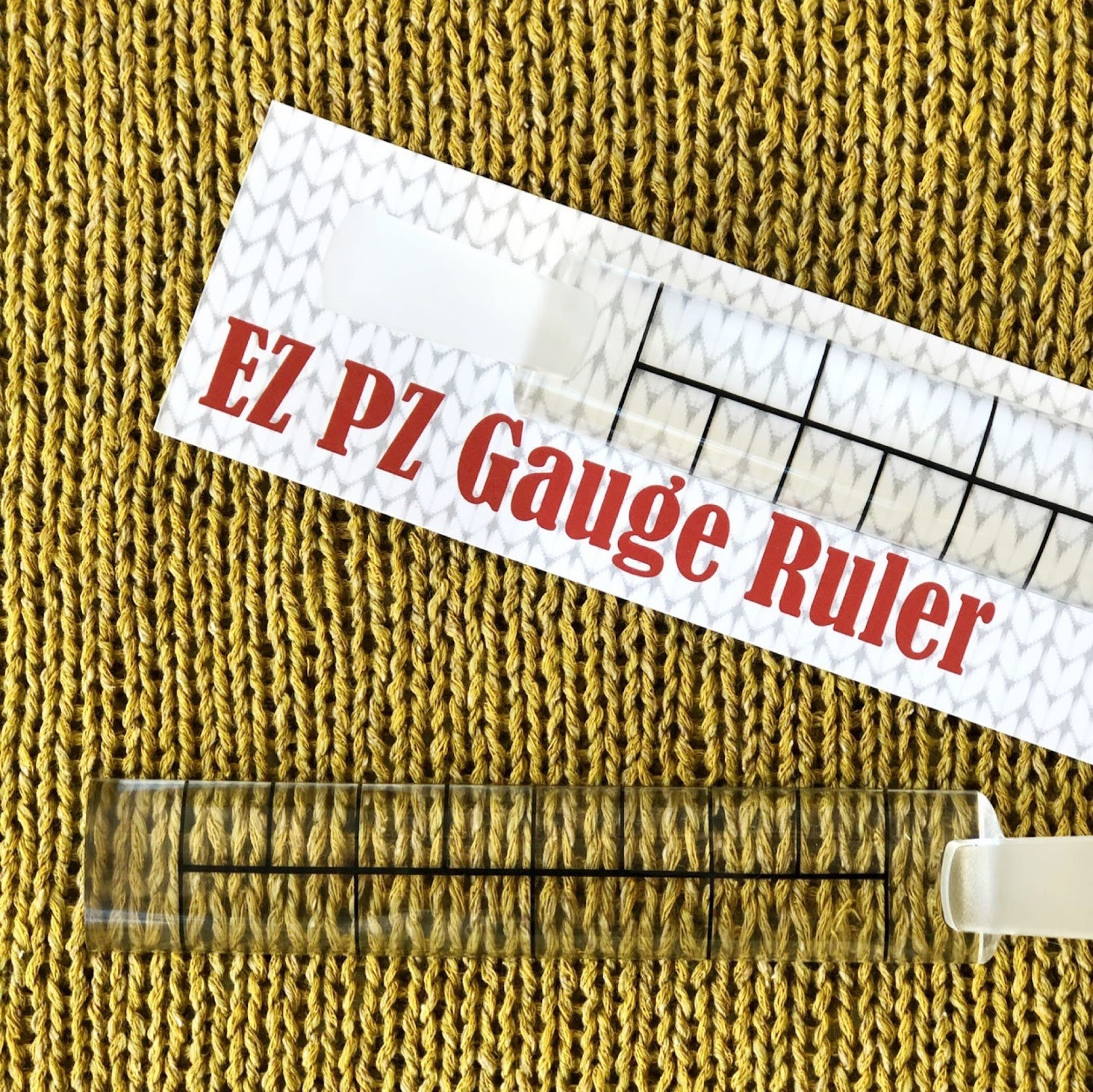 EZPZ Gauge Ruler