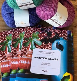 Modern Daily Knitting Field Guide No. 13 - Master Class