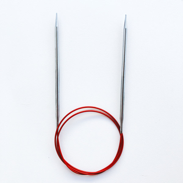 ChiaoGoo Red Lace 40 inch Circular Needles