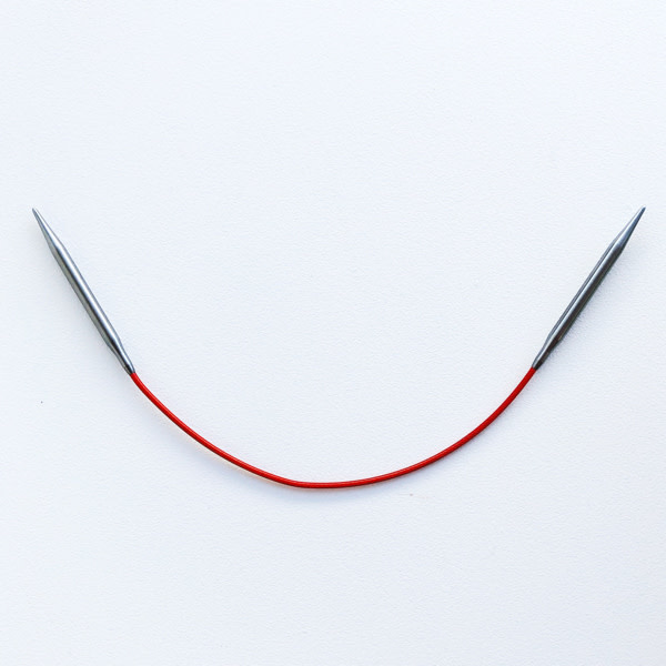 ChiaoGoo Red Lace 9 inch Circular Needles