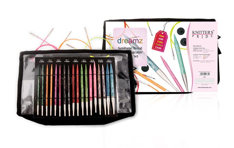 Knitter's Pride Knitters' Pride Dreamz Deluxe Interchangable Set 2601