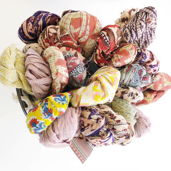 Knit Collage Knit Collage Wildflower Mini Skein Set