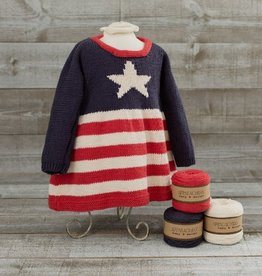Appalachian baby Appalachian Stars & Stripes Dress Kit