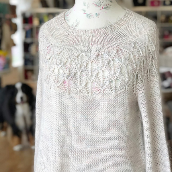 Love Note Sweater Kit