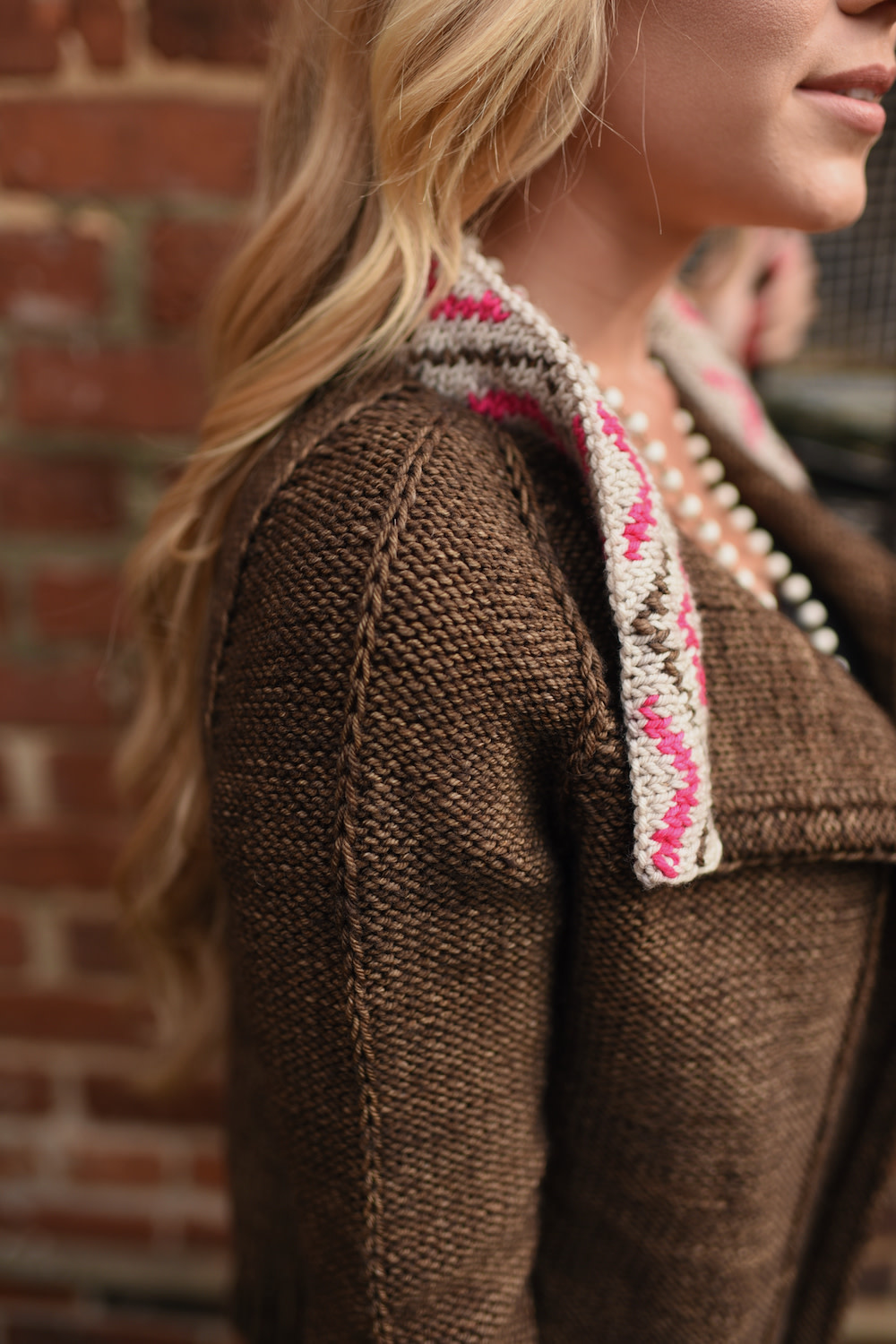 Sweater Tailoring Workshop with Kate Oates - September 16th and 17th