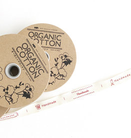 Brooklyn Haberdashery Handmade Organic Cotton Ribbon