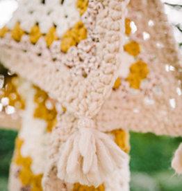 Knit Collage Solitude Blanket