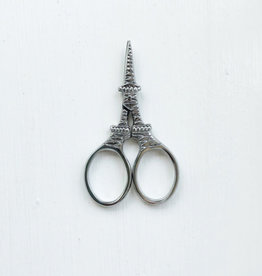 Kelmscott Designs Mon Petite Eiffle Scissors - Silver
