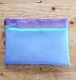 Walker Bags Double Zip Case 9x12 0008MC