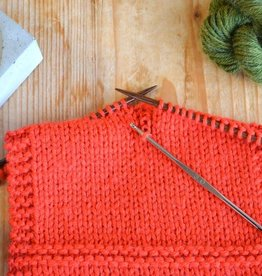 Fixing Knitting Mistakes 101 - October 21 - A Virtual Workshop