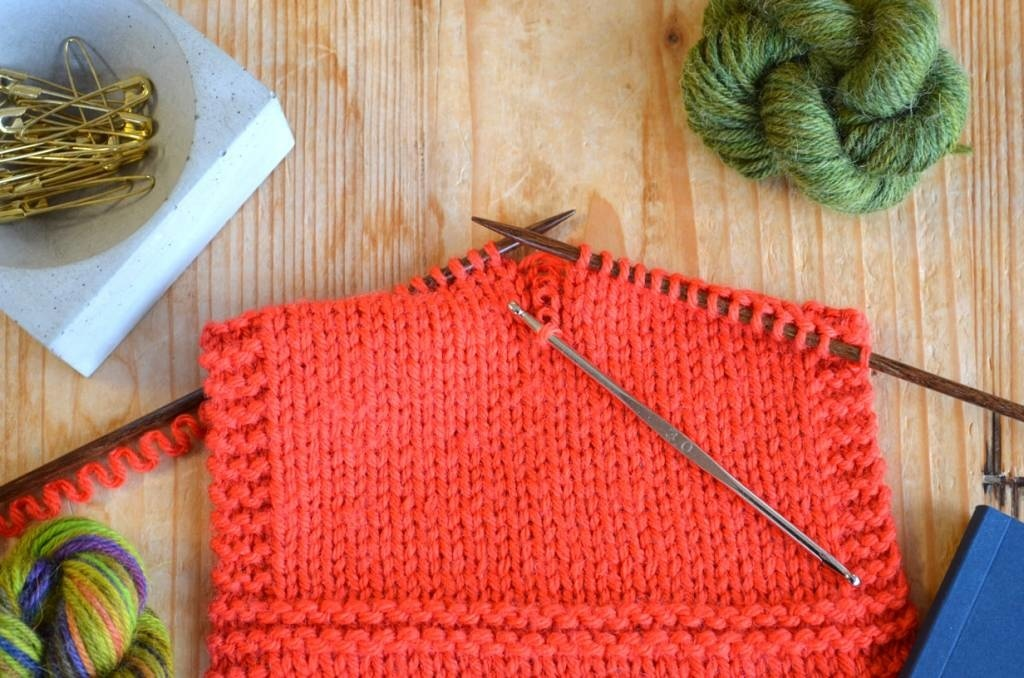 Fixing Knitting Mistakes 101 - January 5 - A Virtual Workshop
