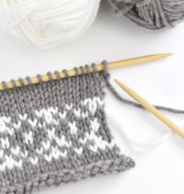 Introduction to Stranded Knitting / Fair Isle -  April 5th and 12th