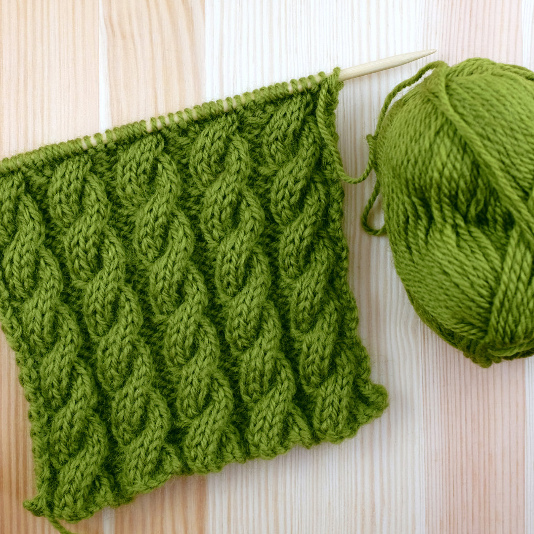 Cables 101: A Virtual Workshop with Amy Odin of Knit Chats