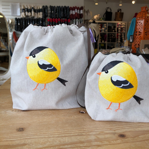 Wuthering Sheep Roly Poly Large Bag