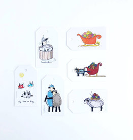 knitbaahpurl Gift Tag, Package of 10