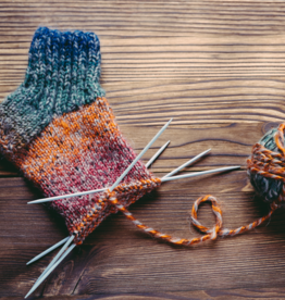 Socks 101 - January - A Virtual Workshop