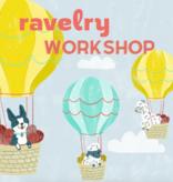 Virtual Ravelry Workshop - January 6