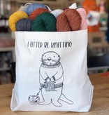 Monarch Knitting Otter Tote