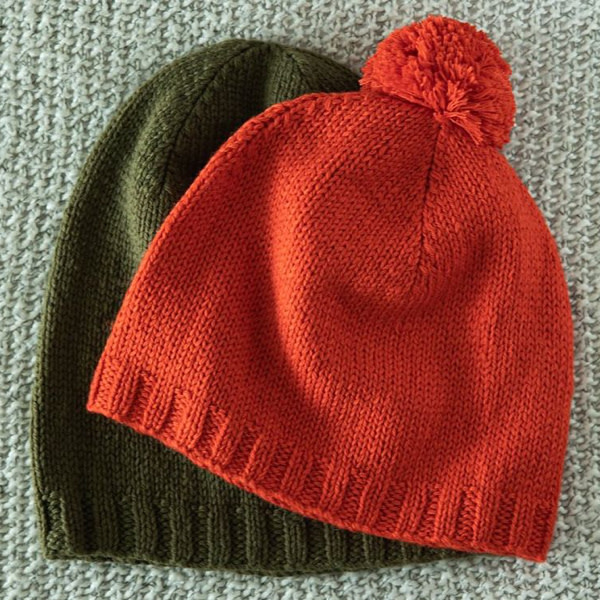 Pure Cashmere One-Skein Cap